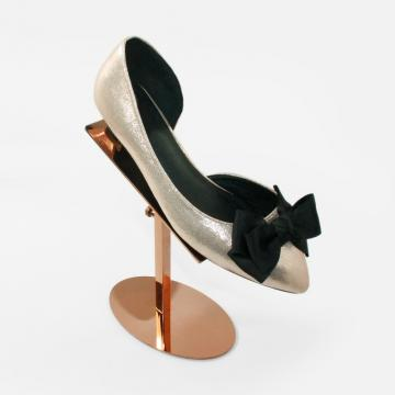 Acrylic Shoes Shop Display Stand