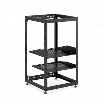 Clothing Metal Display Rack for Use with Storage Cabinet