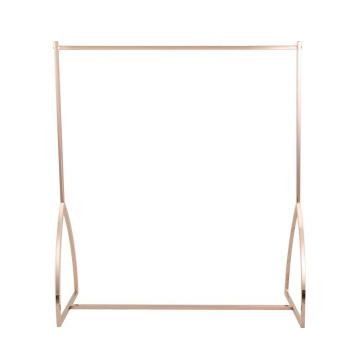 Color Printed Children'S Clothing Display Racks / Baby Clothes Display Stand