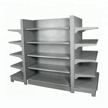 Shopping Mall Display Shelf with 20 Hooks