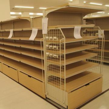 Commercial  light duty stainless steel shelf for clothing store and mall