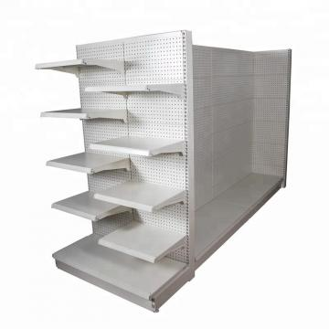 Custom commercial furniture big shopping mall supermarket displays shelf for store fixtures