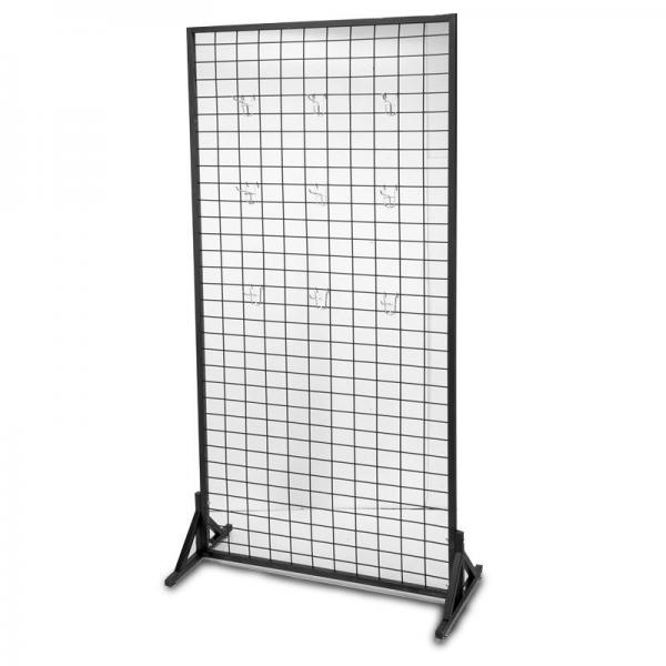 Metal Floor Standing Multiple Combinations Display Rack for Clothes #1 image